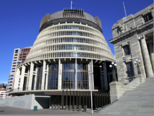 Beehive-Parliament